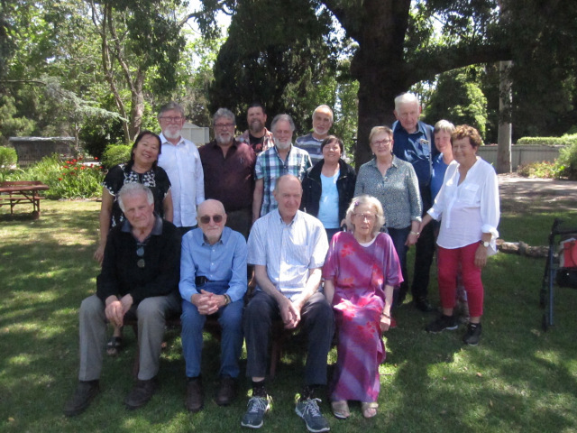 Group photo at the 2018 SDN Adelaide Workshop