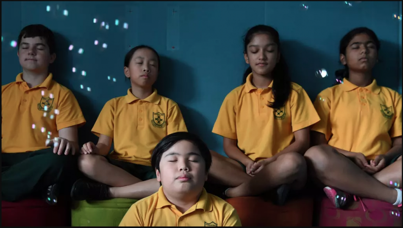 Schools turn to mindfulness to tackle student anxiety