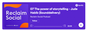 Podcast: The Power of Storytelling